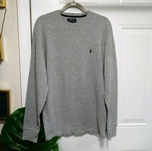 POLO Cotton Thermal Shirt L